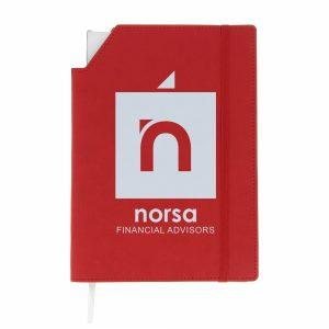BIC Notebooks Dual A5 (serigrafía) 3721