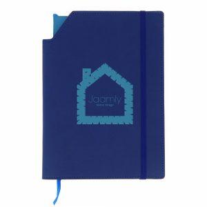 BIC® Notebooks Dual A5 (Termograbado/Hot stamping) 3722
