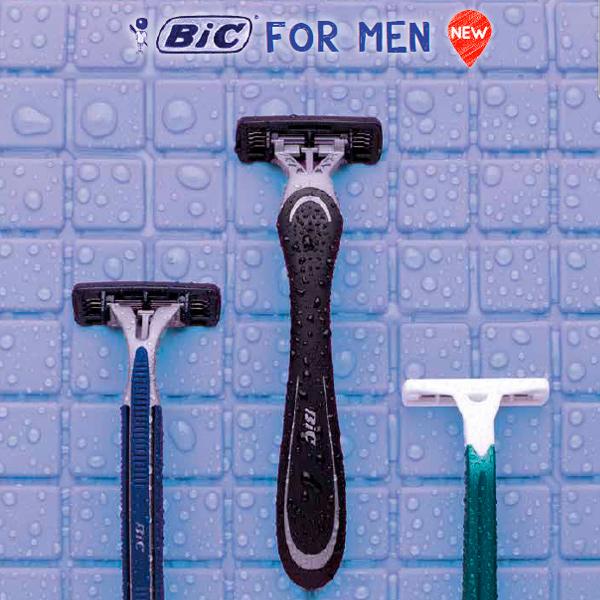 BIC Shavers