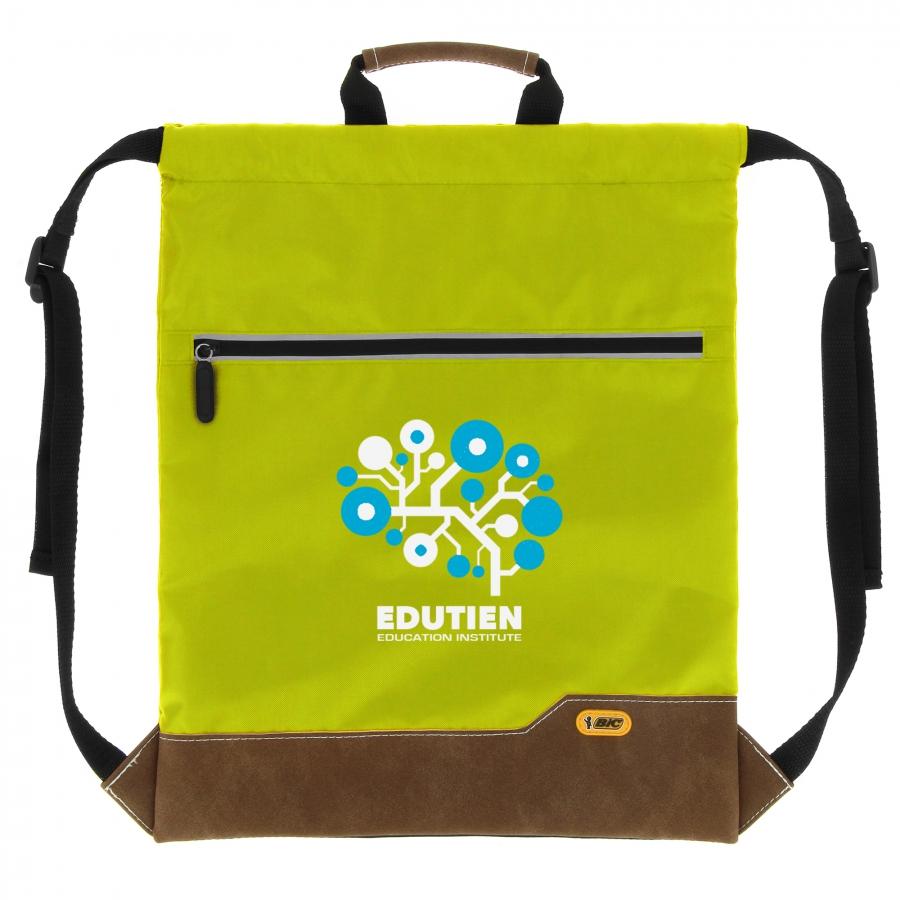 BIC Drawstring Backpack (serigrafía) Mochila 3450