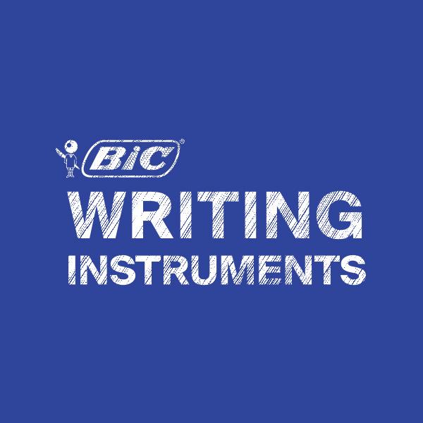 BIC® WRITING INSTRUMENTS