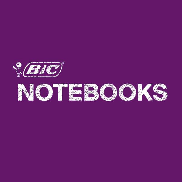 BIC® NOTEBOOKS