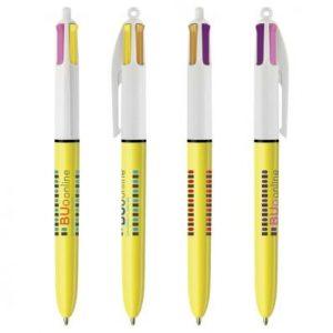 BIC 4 Colours Sun Bolígrafo 4 Colores 1097 | 1098