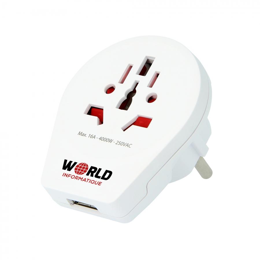 09677 World to Europe USB SKROSS