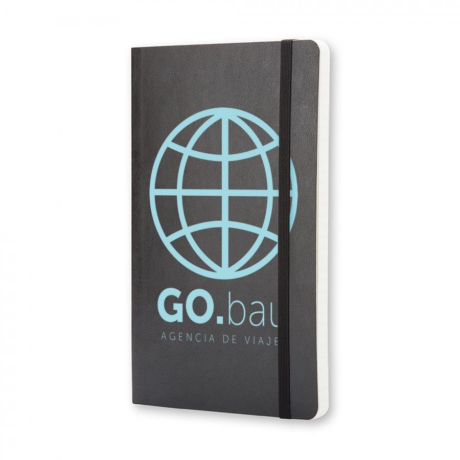 15096 Libreta Pocket Soft Cover papel a rayas MOLESKINE