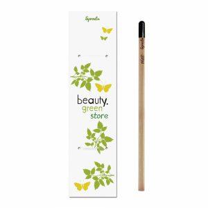 53065 Lápiz en packaging individual personalizado Sprout™