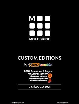 Catálogo Virtual Moleskine