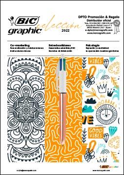 Catálogo Virtual Selección BIC Graphic